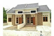 Rumah Baru Masuk Solo Lingkungan Cluster