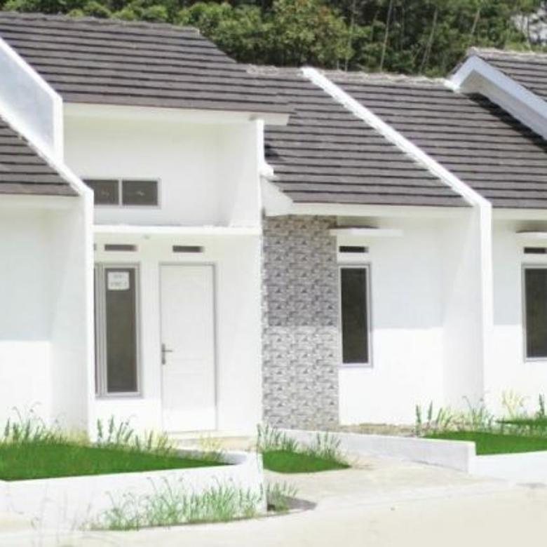 Rumah Baru  Dekat Stasiun Bogor Siap Huni DP 10 Juta FREE biaya apapun