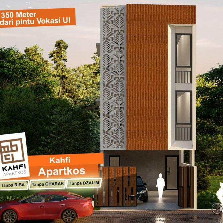 Investasi Kos-Kosan hanya 300 meter ke kampus UI Depok