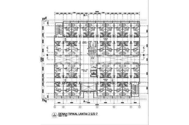 Apartment /kost (dormitory) di ual murah di paskal hypersquare 10316236
