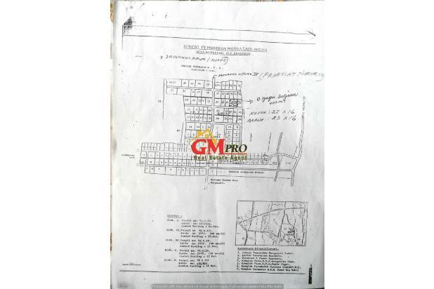 DI JUAL TANAH KAVLING DI MARGAHAYU RAYA (METRO) - BANDUNG TIMUR 17871581