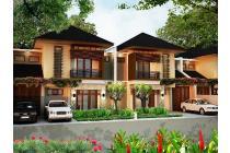 Rumah minimalist modern lily