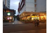 Dijual apartemen full furnish di lokasi premium skandinavia tangcity mall