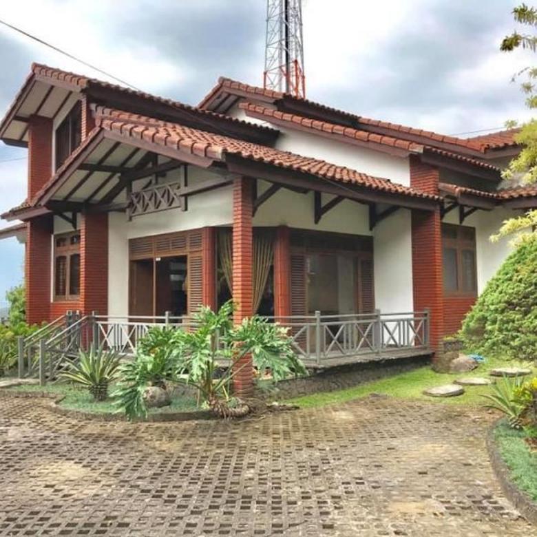 DIJUAL Villa Trawas Raya Prigen, Pasuruan (1509-YN)