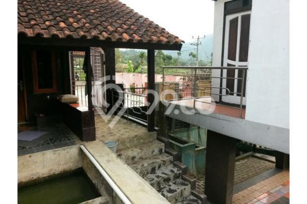 Dijual Villa Hanya 1,3M Tanah Luas di Lokasi Wisata Bandung Selatan 12470941