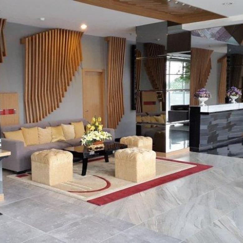 Apartemen Belmont Residence Kebon Jeruk, Twr Mont Blanc Studio