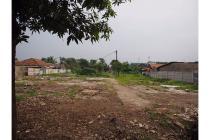 Kavling Tanah Dijual Murah, Pinggir Jln Raya Moh.Toha Tangerang, Strategis