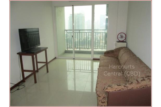 Dijual 2 Bed Room Apartemen Thamrin Residence Un-Furnished 2393272