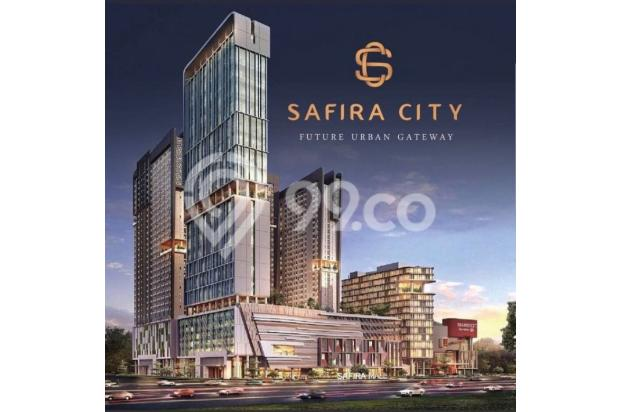Launching perdana apartement safira city start 200 jt an 15422850