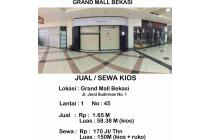 Good Location For Investment Ruko at Grand Mall Bekasi