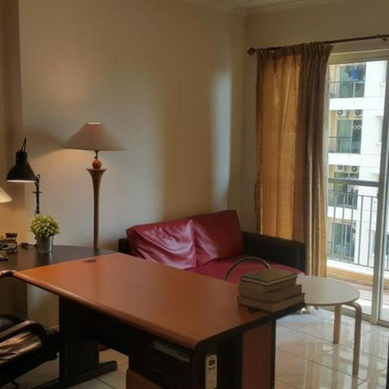 Apartemen Full Furnish, City Home Twr Miami Luas 45m2