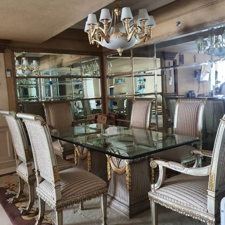 Disewakan Apartemen Taman Anggrek Mewah luas 146 sqm 3+1 kamar