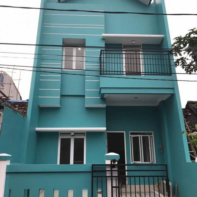 Rumah bagus di Gading Serpong. hadap utara
