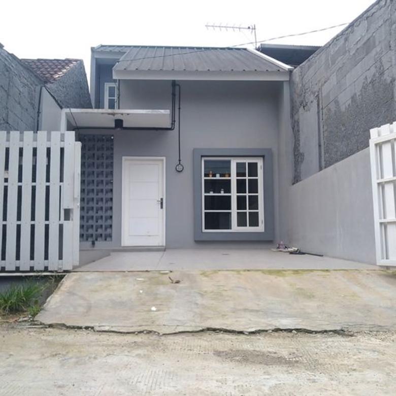 Rumah Minimalis 1.5 Lantai di Perumahan Bekasi Timur Regensi