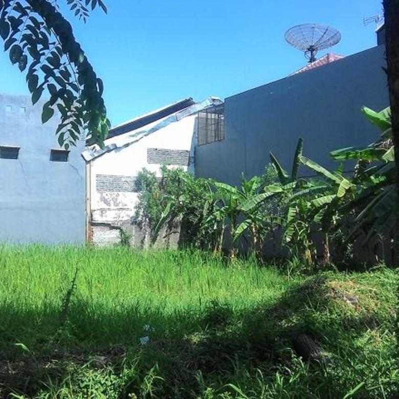 Jual Dibawah Harga Pasar! Tanah Kavling Manyar Jaya
