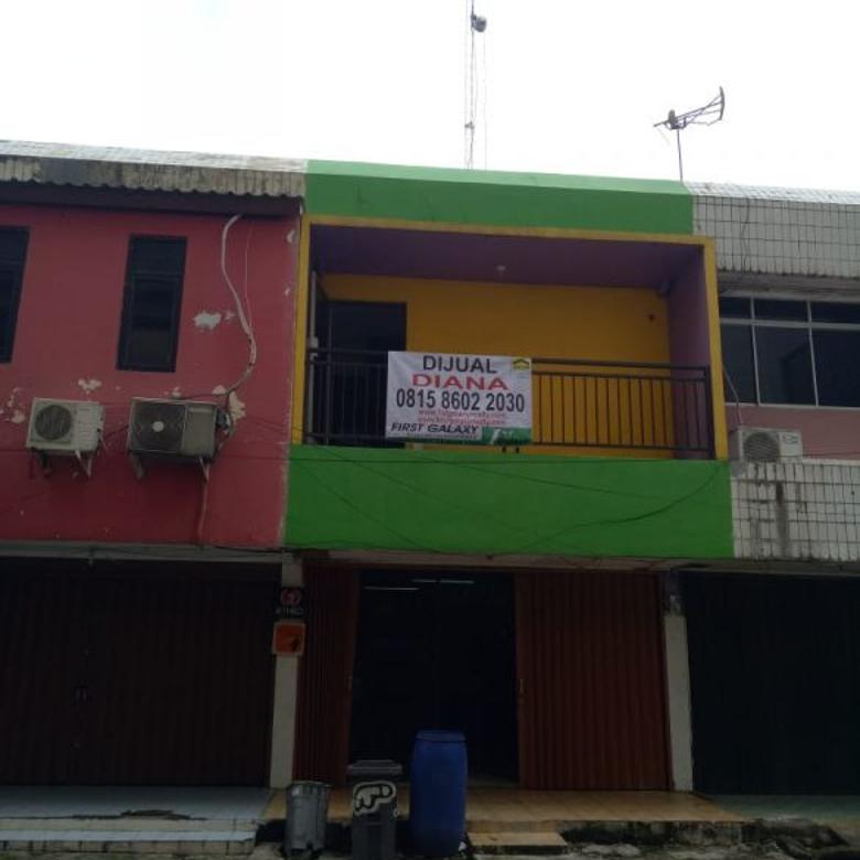 Ruko  2 LT di Duta Permai Jaka permai Bekasi