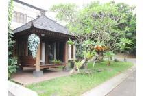 Rumah fully furnished hoek di Bintaro Menteng Residence sektor 7 Bintaro