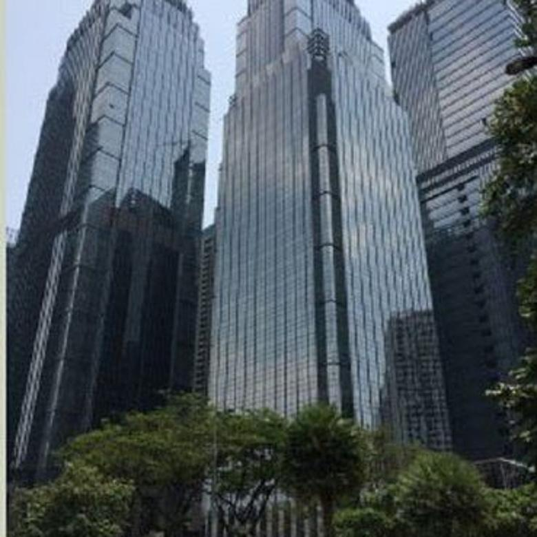 Jual Office/Kantor Prosperity Tower District 8 SCBD Sudirman 270m2