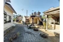 Tanah berisi bangunan di jln kusuma bangsa, gatsu barat