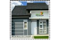 rumah minmalis Daerah Bandung promo Tanpa Uang Muka