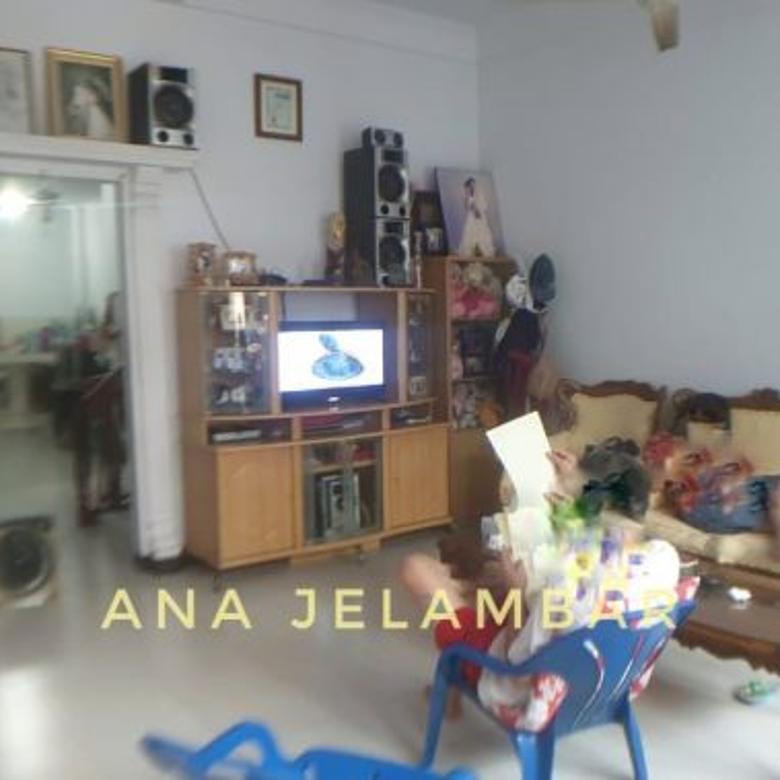 Rumah 5x20m kondisi dan lokasi bagus di kavling polri Jelambar