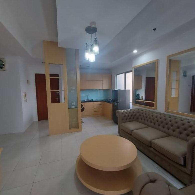 Jual Apartemen Sudirman Park 3 Bedroom Lantai Sedang Furnished