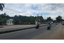 Tanah Dijual Lokasi Strategis Parung-Bogor