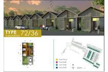 Rumah Baru di KOTA Bandung, DP 25jt, cicilan mulai2jtan Dapat UnIt