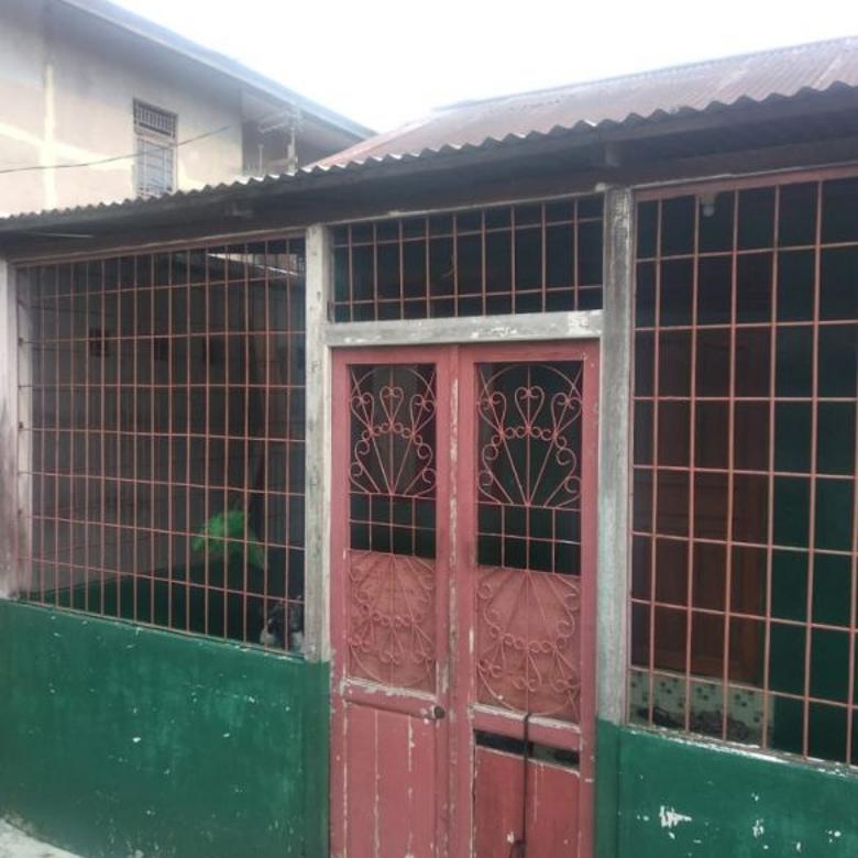 Rumah Dijual Jl. Puskesmas Pal 3 Gang Fatanah I