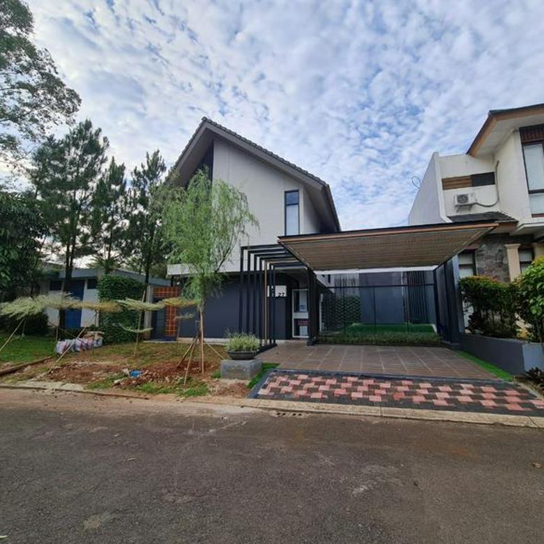 Rumah brand new cantik di Avani Anantha BSD Tangerang