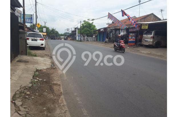 Cocok untuk segala BISNIS, Lokasi Emas pinggir Jalan Raya Utama 13244228