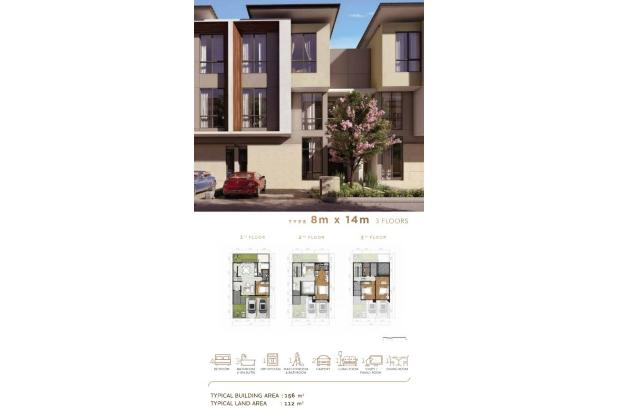Rp5,82mily Rumah Dijual