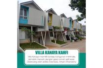 Rumah konsep modern green living  di Villa Kanaya Kahfi 1