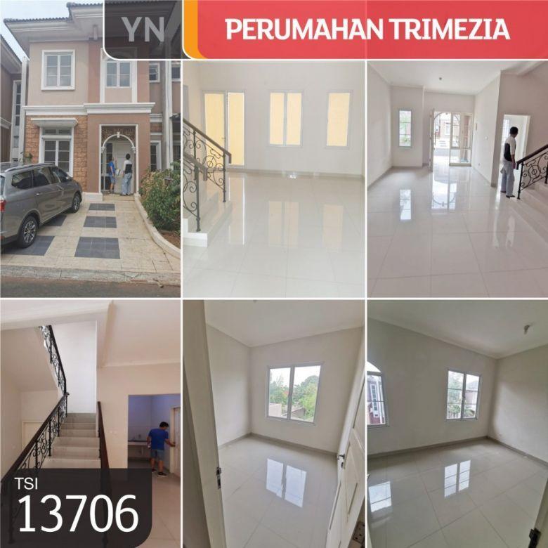 Perumahan Trimezia, Tangerang, 8x20m, 2 Lt, SHM