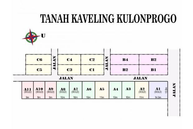 Tepi Jl. Arteri Provinsi, Area Bandara Wates: Dealkan Saja! 14419121