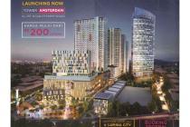 APARTEMEN DIJUAL: Apartemen LUMINA CITY Jl Gatot Subroto, Cibodas, Tangeran