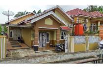 Rumah+Tanah 195 m2 (2 tmbk) di Jl. Pipa daerah 16 Kota Jambi