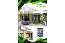 Rumah Syariah Murah Berkualitas Lokasi Strategis & Efektif di Setu Bekasi