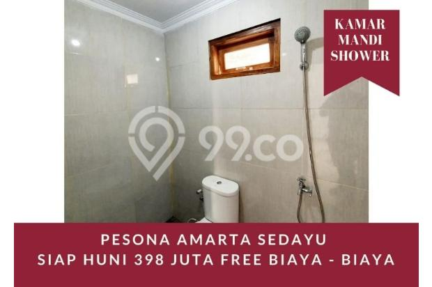 Rumah Dijual Pesona Amarta Sedayu dekat Indomaret Balecatur