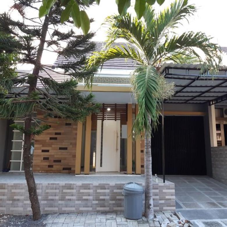 Murah Rumah Baru Renovasi Taman Puspa Raya Citraland Siap Huni