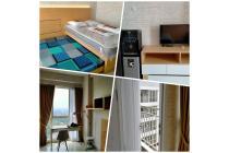 apartemen grand taman melati 2 tipe studio lantai 24 full furnished Depok Jawa barat