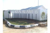 Rumah Subsidi / RSH Fasilitas Komersil Surya Alam 6 Tanjung Ba