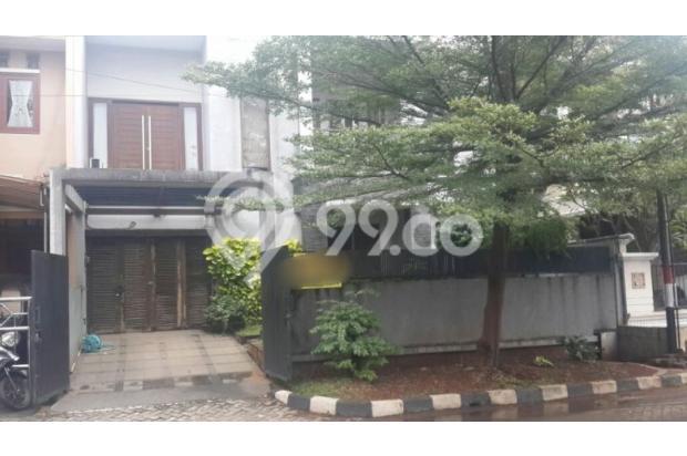 Dijual rumah minimalis bebas banjir strategis di caman jatibening 15423123