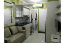 Sewa Harian di Tower Crysant Apartemen Green Pramuka City unit bersih