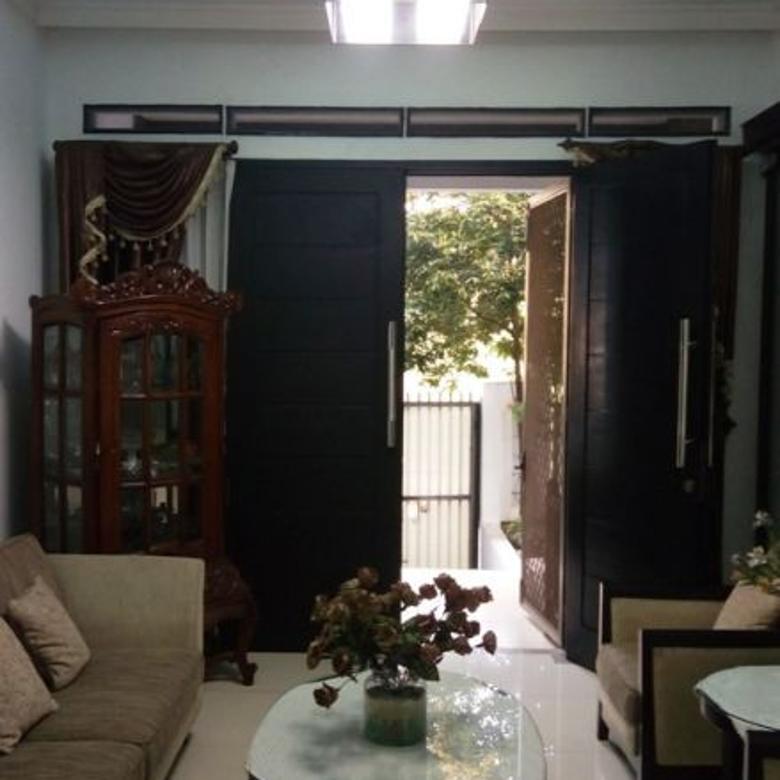 Rumah lux minimalis full furnish sayap Soekarno hatta Bandung