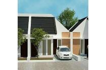 Rumah 1 lantai dekat stasiun Bojonggede Brand New