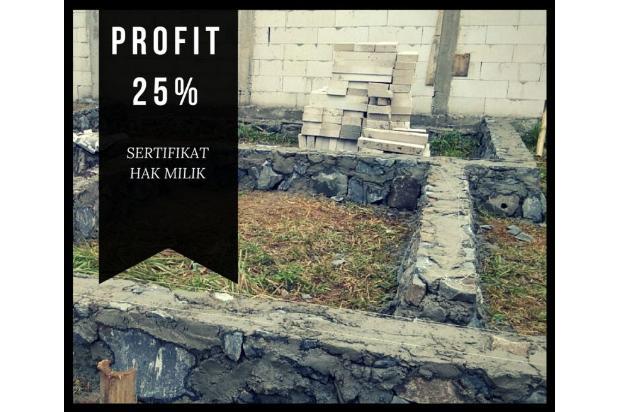 Kapling di Perumahan Citayam, Jaminan Profit 25 % Pertahun 16224474