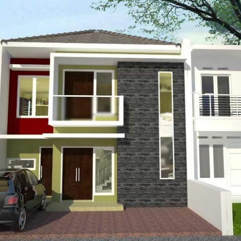 Jual rumah cluster baru dgn perabot di BLKI,Pontianak