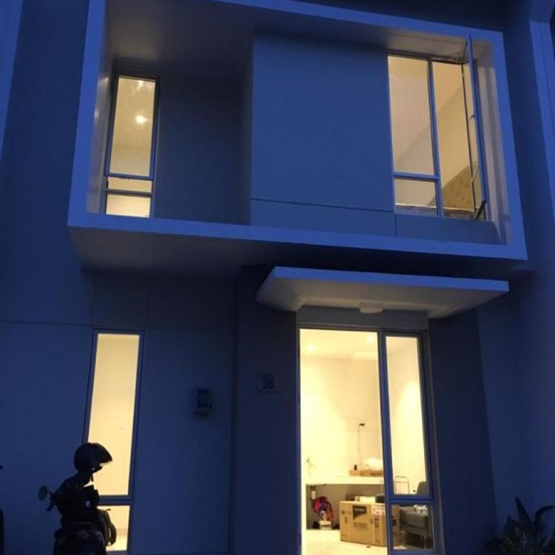 Dijual Rumah Carrillo Residence Gading Serpong Tangerang murah
