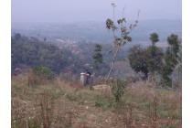 Tanah VIEW 360*,Lokasi TOP u/ VILLA,PERTANIAN,CLUSTER di Pangalengan Bdg